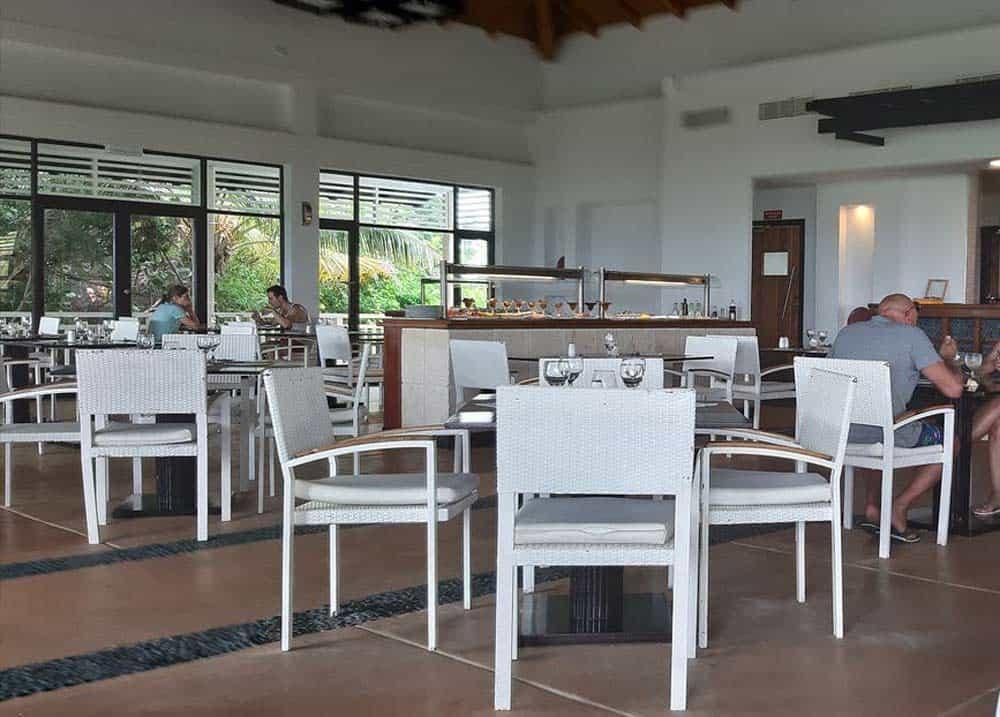 Restaurante Los Marinos melia buenavista