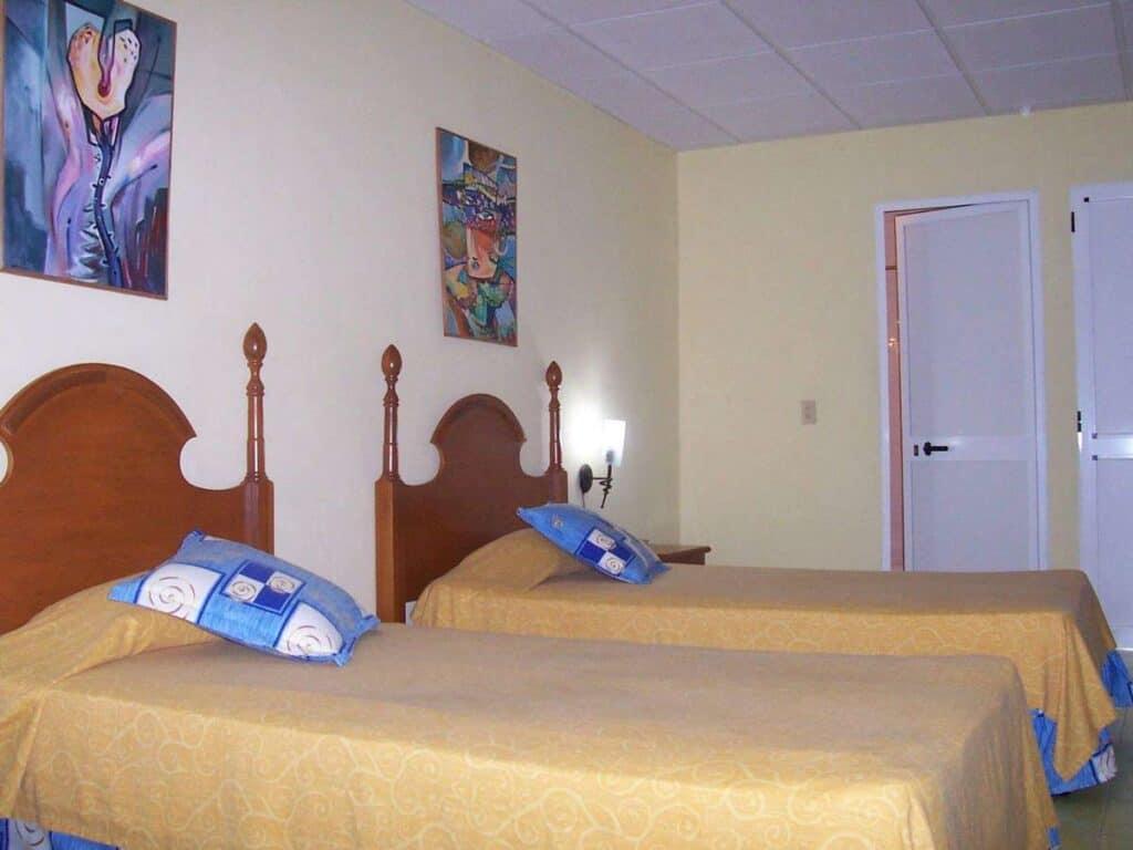 habitacion doble hotel guantanamo