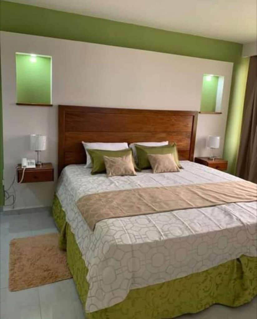 habitacion doble hotel miraflores