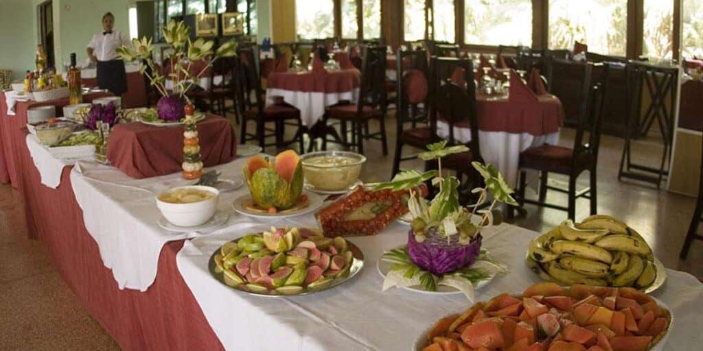 restaurante hotel miraflores